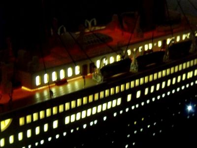 RMS Olympic Limited 40 w- LED Lights