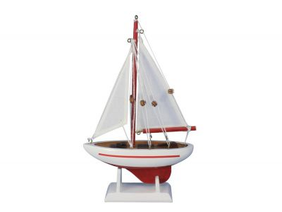 Pacific Sailer Red 9