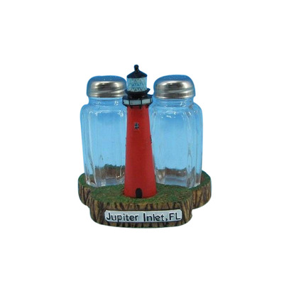 Jupiter Inlet Lighthouse Salt and Pepper Shakers 4
