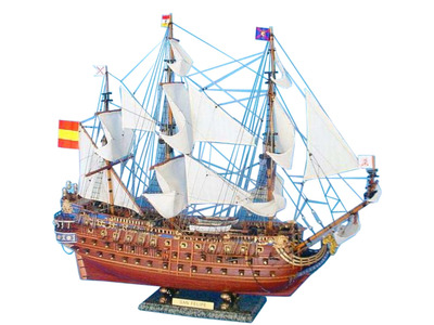San Felipe Limited Tall Model Ship 30""