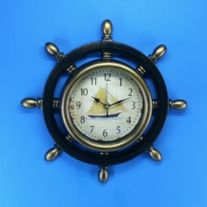 Shipwheel Wall Clock 13