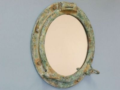 RMS Titanic Shipwrecked Porthole Window 20