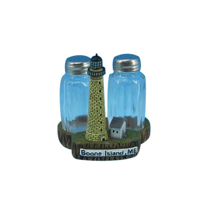 Boone Island Lighthouse Salt and Peper Shakers 4