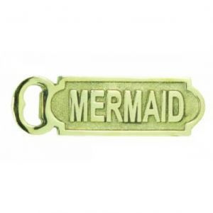 Solid Brass Mermaid Bottle Opener 5