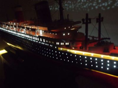 SS United States Limited 40 w- LED Lights