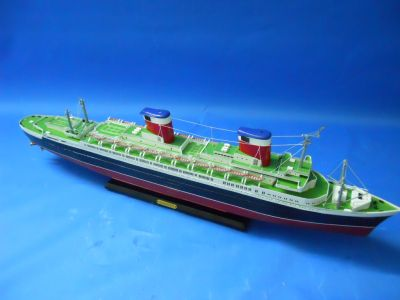 SS United States Limited Model Cruise Ship 30\