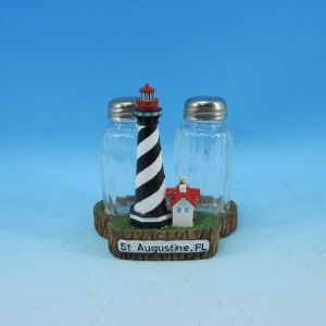 St Augustine Lighthouse Salt and Pepper Shakers 4