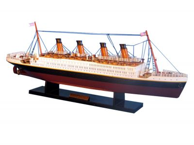 RMS Titanic Limited 20""