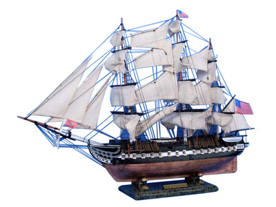 USS Constitution Limited Tall Model Ship 30\