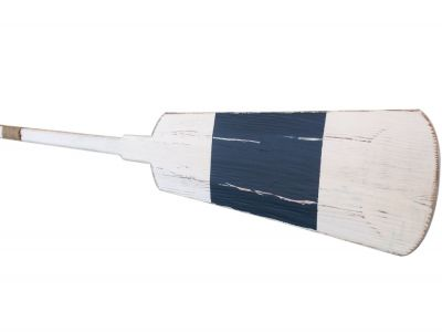 Wooden King Harbor Squared Decorative Rowing Boat Oar - 62\