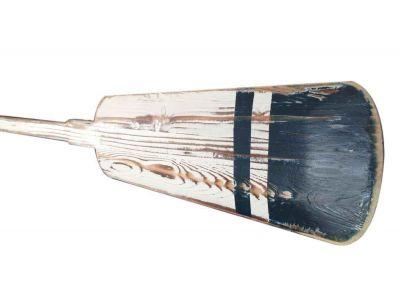 Wooden Rustic Coronado Squared Rowing Oar 62\