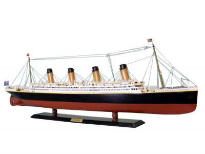 RMS Titanic Limited Model Cruise Ship 40\