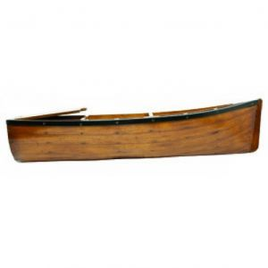 Wooden Rowboat Shelf 36
