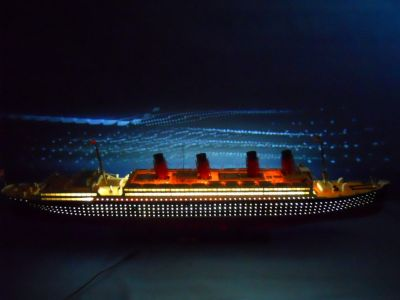 RMS Aquitania Limited 50 w- LED Lights