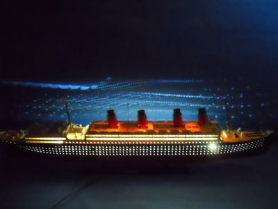 RMS Mauretania Limited 50 w- LED Lights