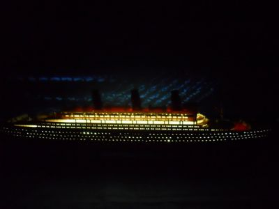 RMS Lusitania Limited 50 w- LED Lights