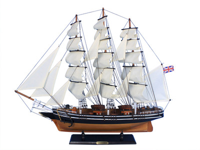 Wooden Cutty Sark Tall Model Clipper Ship 30\