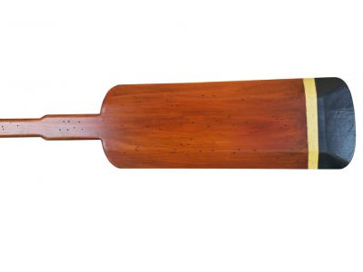 Wooden Huntington Squared Rowing Oar w- Hooks 62