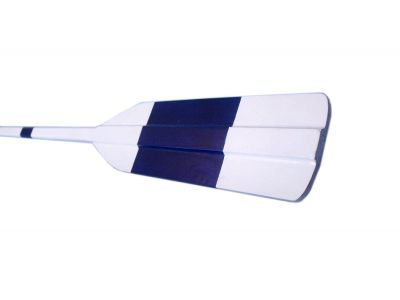 Wooden Yarmouth Rowing Club Feathered Square Paddle 50