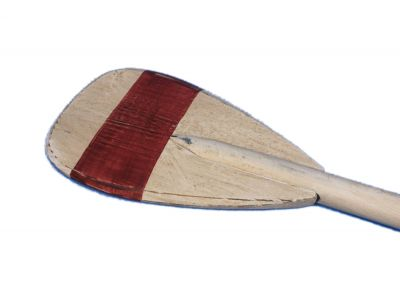 Wooden Manhattan Beach Boat Paddle with Hooks 36