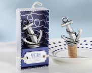Nautical Anchor Bottle Stopper 4