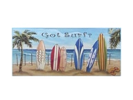 Wooden Got Surf? Nautical Wall Plaque 16
