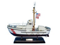 Wooden United States Coast Guard USCG 44 Foot Motor Lifeboat 16
