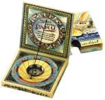 Maritime Pocket Sundial for Kids