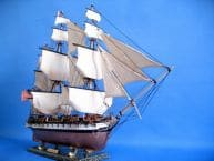 USS Constellation Limited Tall Model Ship 37
