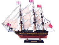 Master And Commander HMS Surprise Limited Tall Model Ship 15