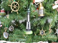 Cape Henry Lighthouse Christmas Tree Ornament