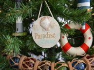 Paradise Found Christmas Tree Ornament picture