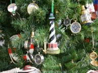 Cape Hatteras Lighthouse Decoration Christmas Tree Ornament