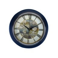 Seashell Wall Clock 12