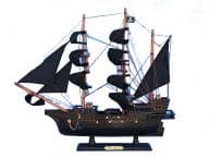 "Wooden Edward England's Pearl Model Pirate Ship 20"" picture"