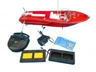 Ready To Run Remote Control Aquarama Model Speed Boat 18