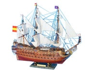 San Felipe Limited Tall Model Ship 30