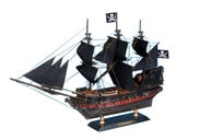 Calico Jacks The William Limited Model Pirate Ship 15