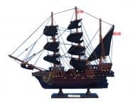 Wooden Henry Averyandapos;s The Fancy Model Pirate Ship 14